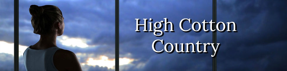 High Cotton Country Book Cover