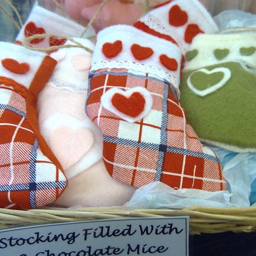 Hand made stockings