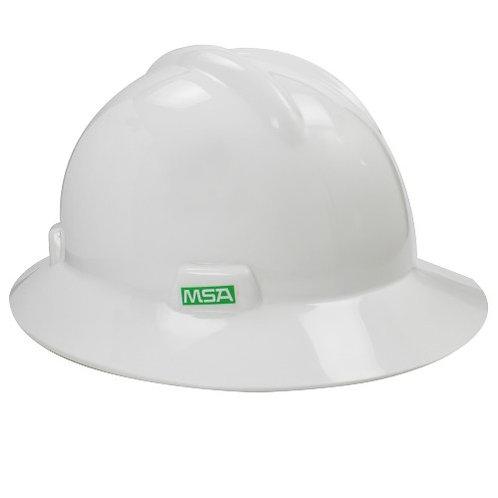 Capacete V-Gard® Aba Total Classe B MSA