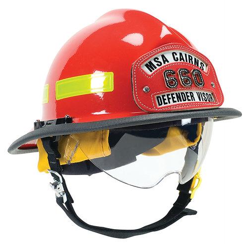 Capacete para bombeiros Cairns 660C M