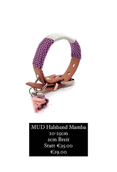 MUD Halsband 20-25cm