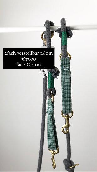 2-way adjustable leash 1.80m