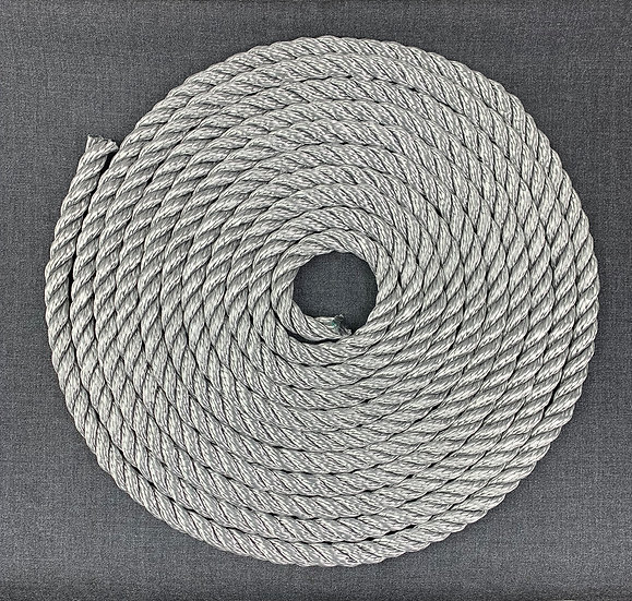 TAULIEBE - gray twisted - pull stop with adapter