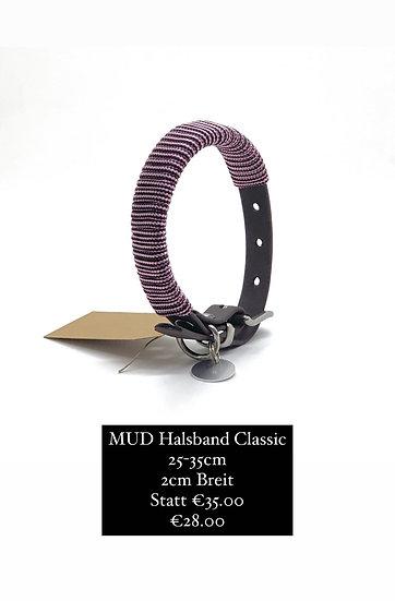 MUD Halsband 25-35cm