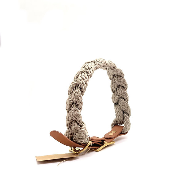 Flechthasband 47-55cm