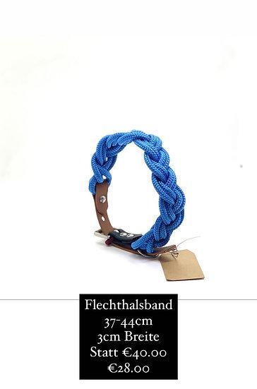 Tau Flechthalsband 37-44cm