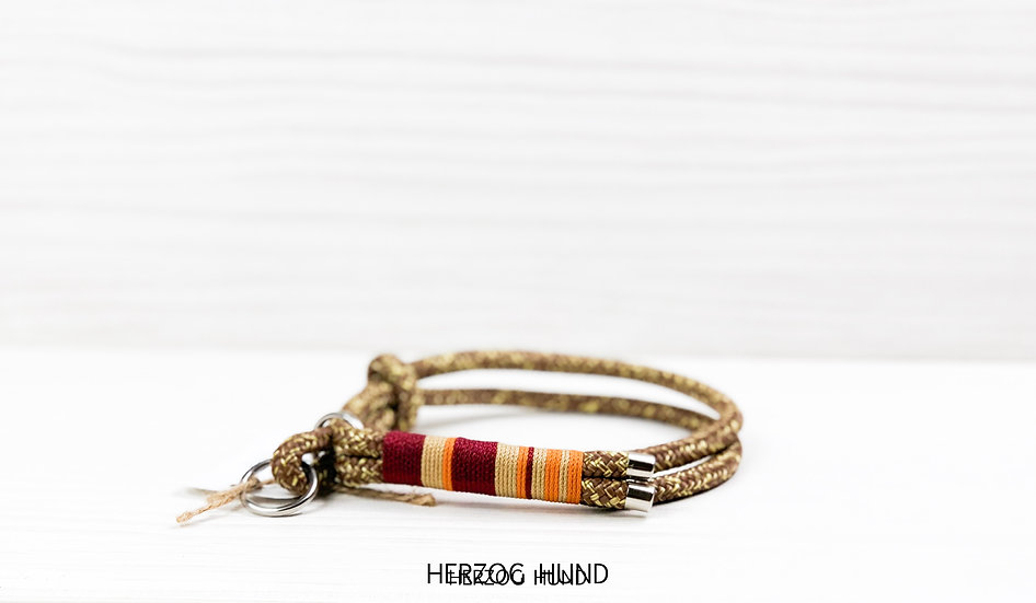 Zugstopp Halsband 35cm