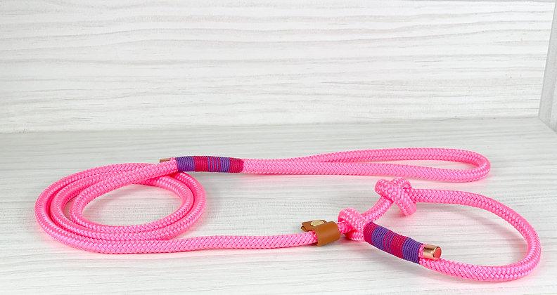 Retrieverleine - Violettöne