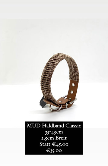MUD Halsband 35-45cm