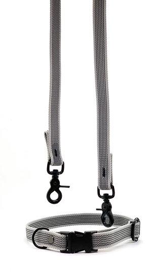 GRIPLIEBE I gray - leash