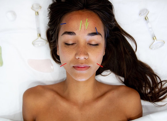 Cosmetic Facial Acupuncture Gift Card