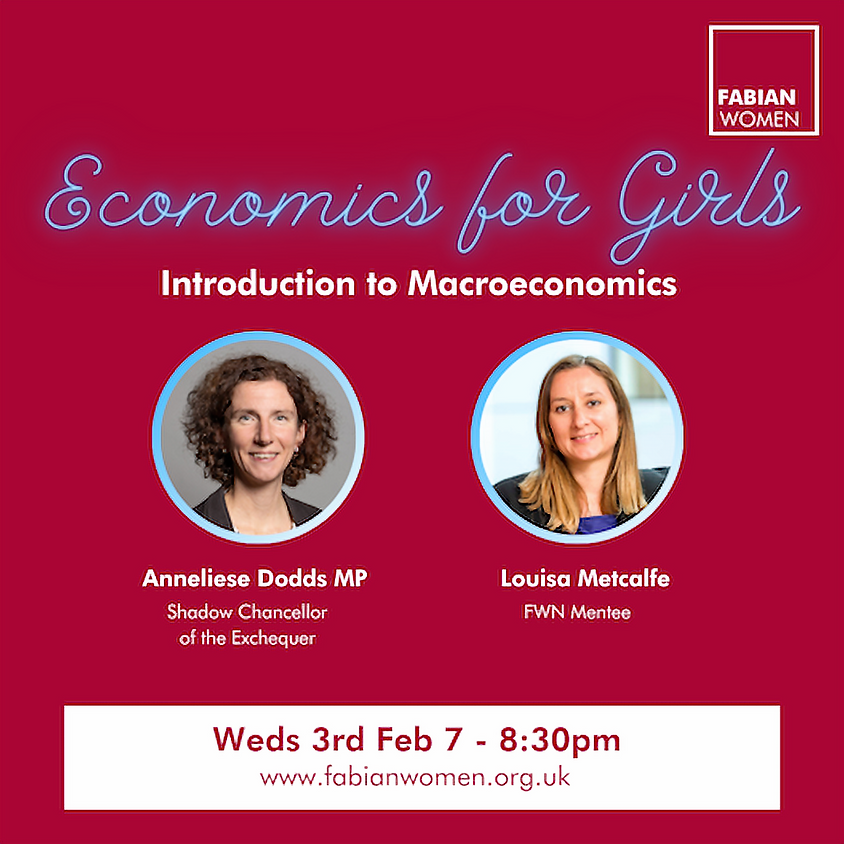 Introductions to Macroeconomics with Anneliese Dodds MP