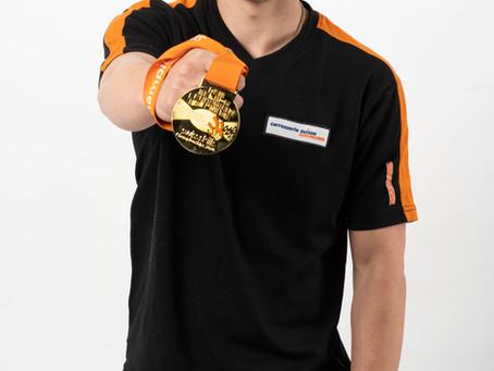 Dominik Bartlome geht an die WorldSkills 2022!