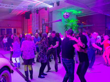 Pädus Dance Party, 16. März 2019