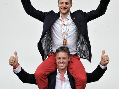 Erfolgreichstes Jahr aller Zeiten für die Schweiz!