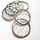 Thumbnail: Prefoiled Clear/Textured Circles