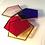 Thumbnail: Prefoiled Pentagons (Variety Color Mix)
