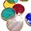 Thumbnail: Prefoiled Color Circles (Variety Color Mix)