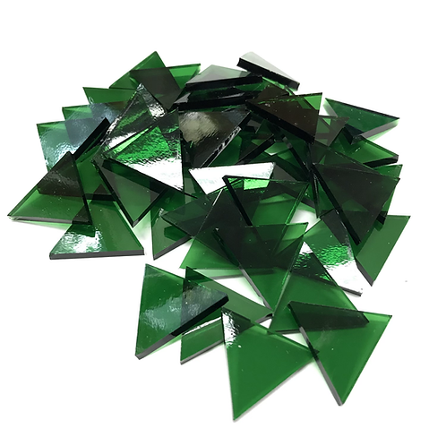 Fusible Medium Green System 96 © Triangles