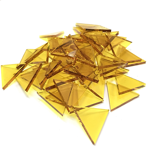 Fusible Yellow System 96 © Triangles