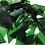 Thumbnail: Fusible Medium Green System 96 © Triangles