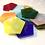 Thumbnail: Pentagons (Variety Color Mix)