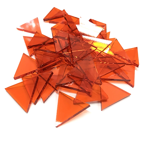 Fusible Orange System 96 © Triangles