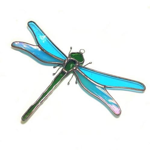 Dragonfly Suncatcher (Pattern Only)