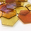 Thumbnail: Hexagons (Amber Mix)