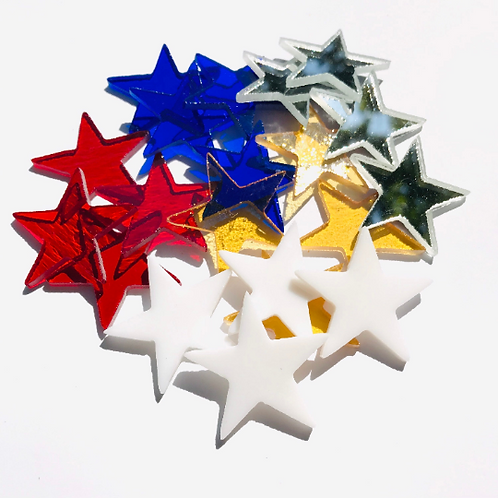 Color Stars (Patriot Blend)