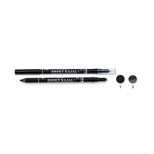Smoky Kajal - Kajal + Eyeliner - Effetto Smoky 12H - 2 colori