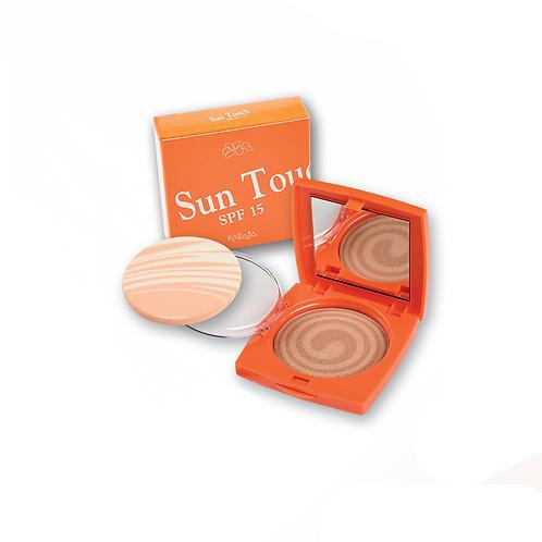 Sun Touch - Fondotinta in Crema Oil-Free con Micro-Sfere Opacizzanti - SPF 15