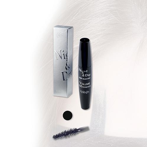 Night & Day Mascara 24H - Mascara Effetto Volume - No Transfer - Super Longwear