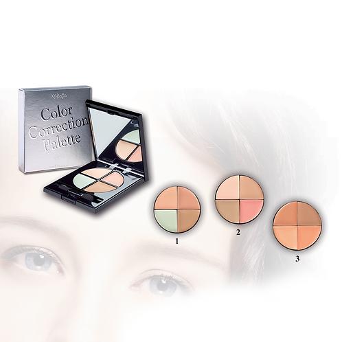 Color Correction Palette - Correttori Professionali - 3 Colori