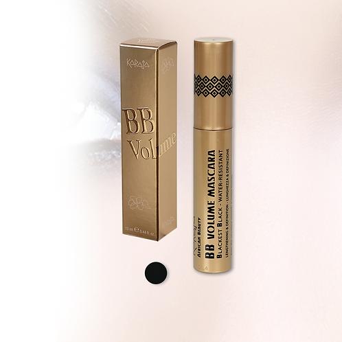 BB Volume Mascara - Blackest Black Mascara - Water Resistant