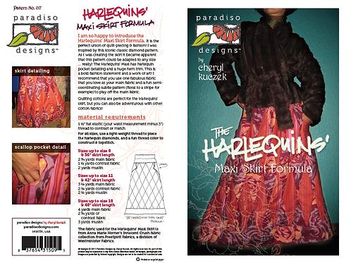 Harlequins' Maxi Skirt Formula