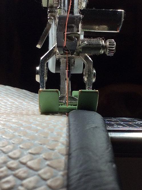 Pleather Handbag Sewing Techniques Class Kit