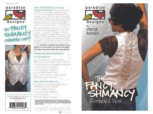 The Fancy Schmancy Corseted Vest
