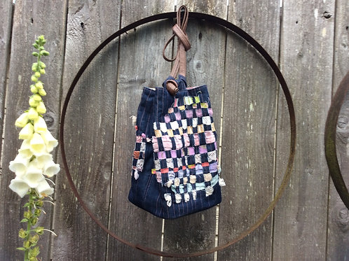 Woven Embellishment Kit, The Daisy Hobo Class Kit
