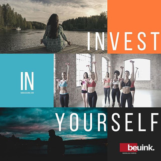 Invest in you #beuink #entrepreneur #dig