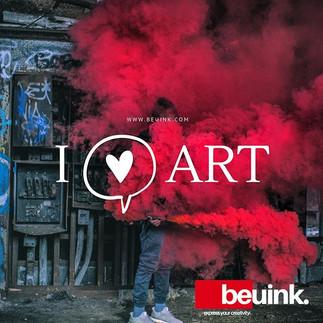 ❤️Art #beuink #beautiful #art #brand #di