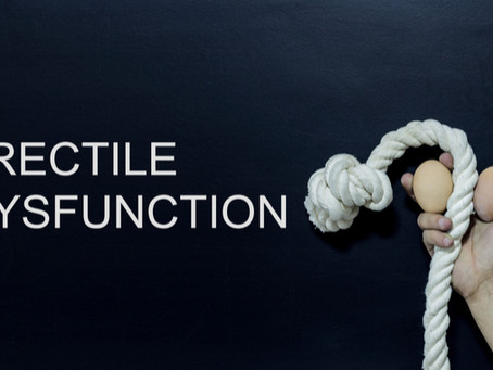 The Myths of Erectile Dysfunction
