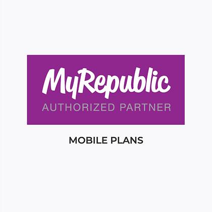 MyRepublic Mobile Plans