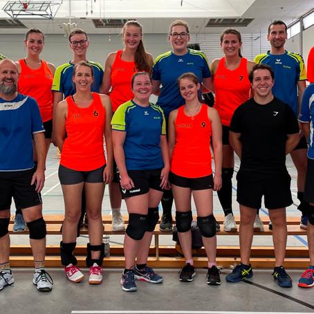 Volleyballgemeinschaft im Turniermodus
