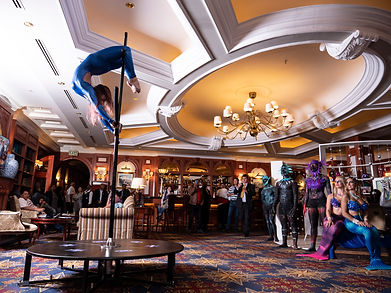 Pole Dancing Speciality Act