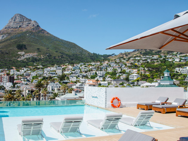 THE MARLY BOUTIQUE HOTEL CAMPS BAY SOUTH AFRICA