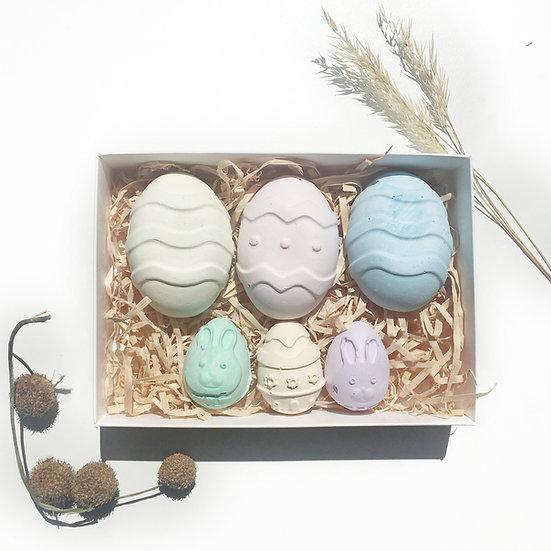 'Chalk' full of eggs! #chalkfullofeggs