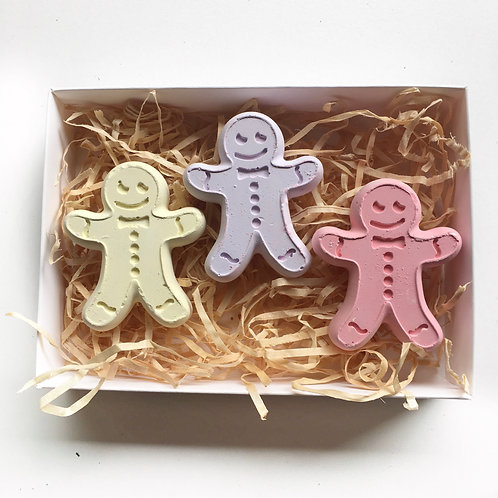 Gingerbread Men (3 pack)