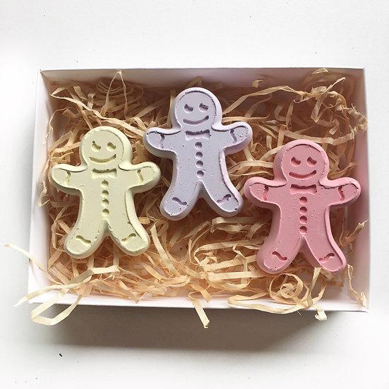 Gingerbread Men (3 pack)