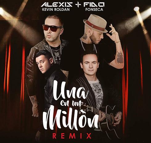 una-en-un-millon-remix-kevin-roldan-alex